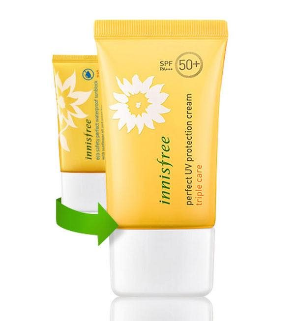 Kem chống nắng Innisfree Eco Safety SPF50